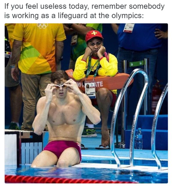 I Think Michael Phelps Will Be Fine