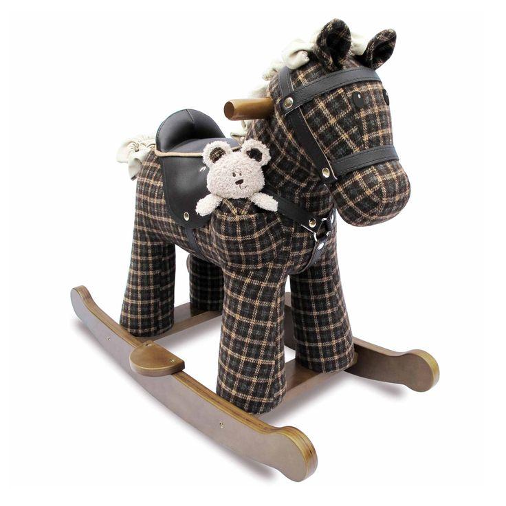 Little Bird Told Me Schaukelpferd 'Rufus & Ted' braun ab 9 Monate - im Fantasyroom Shop online bestellen oder im Ladengeschäft in Lörrach kaufen. Besuchen Sie uns!