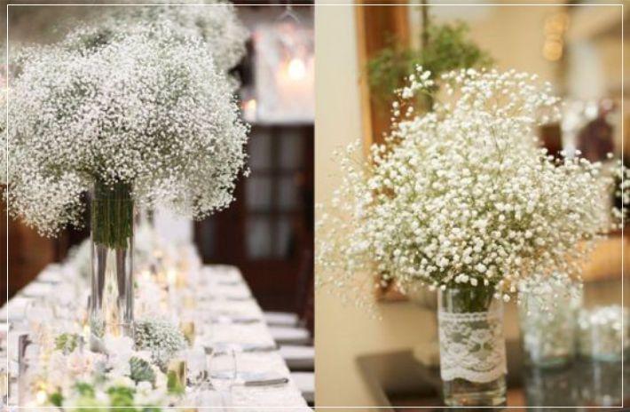 Flores baratas para casamento Mosquitinho                              …