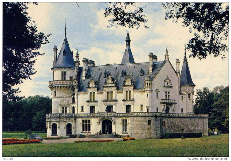 Château de Verger - Suilly-la-Tour, Nièvre, Bourgogne