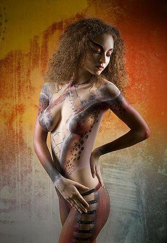 Eroticism of Elena Savin