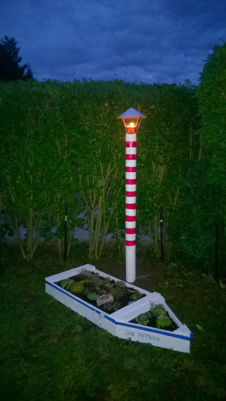 ber ideen zu leuchtturm basteln auf pinterest basteln mit kindern elektrische. Black Bedroom Furniture Sets. Home Design Ideas