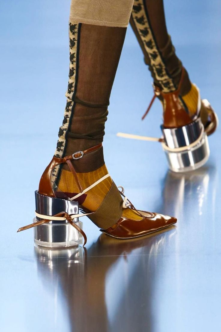997:  997:  Maison Margiela 'Artisanal' F/W 15  im still not fully recovered from this slayage