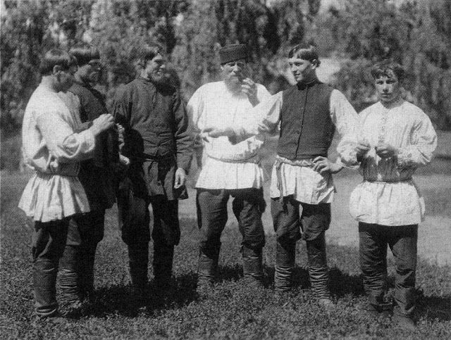 vintage everyday: 40 Vintage Photographs Show Everyday Life in Russia in the Early 20th Century