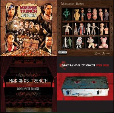 Marianas Trench: How Their Music Helps Me!