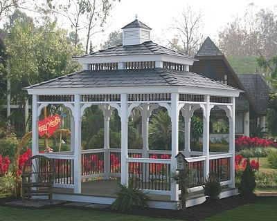 Larger Gazebo