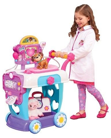 Doc McStuffins Toy Hospital Care Cart