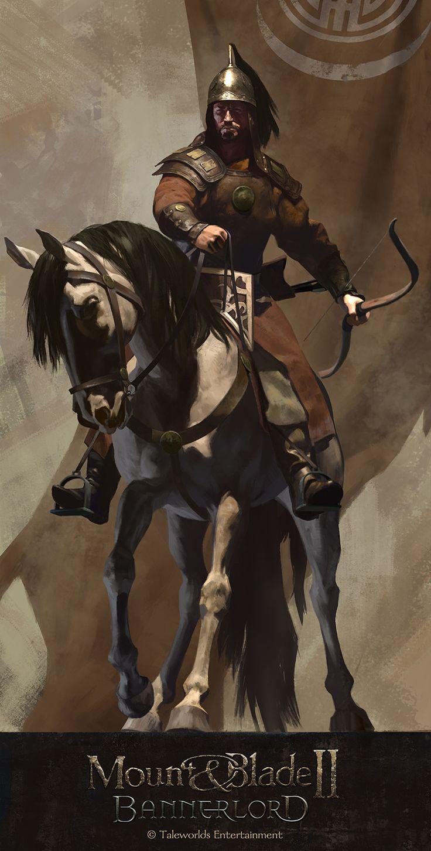 ArtStation Bannerlord Factions, Ilker Serdar Yildiz