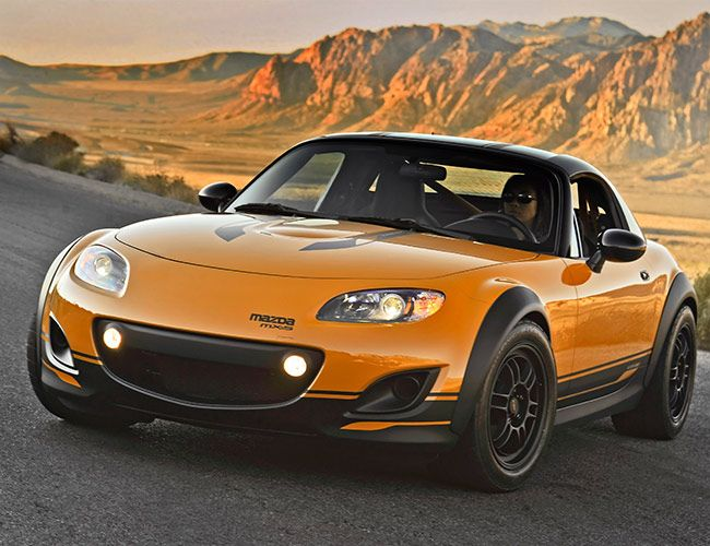 Mazda MX-5 Super20 - As a new MX-5 is just over the horizon, the Super20 is a proper balls-to-the wall expression of the most popular roadster in the world. | #Mazda #Cars #Roadster |