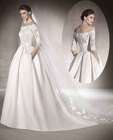 Brautmode Brautkleider Hochzeitskleider San Patrick