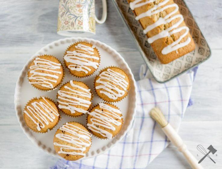 Haselnuss Muffins und mein Nuss-Theorem