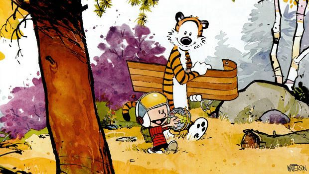 4 Tips On Creativity From The Creator Of Calvin & Hobbes