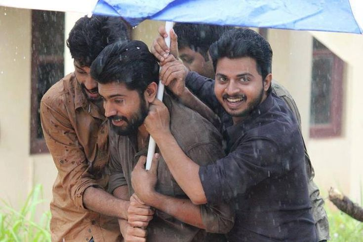 Nivin Pauly with Krishna Sankar and Shabareesh Varma 1498 Premam Malayalam movie stills-Nivin Pauly,Jude Antony Joseph
