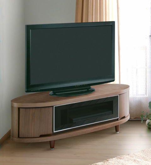 テレビボード 楕円形の形状を生かしてコーナーに任意の角度で設置 ... ボード全体の形状を楕円形にすることで既存のコーナーボードのように家具で角度を決めるのではなく、テレビを見る位置や人の動線に合わせ、ルーズに角度を付けることが ...