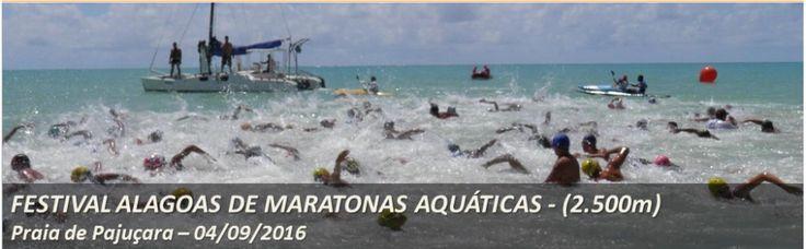 III Copa Brasil de Maratonas Aquáticas 6ª Etapa Maceió Programação