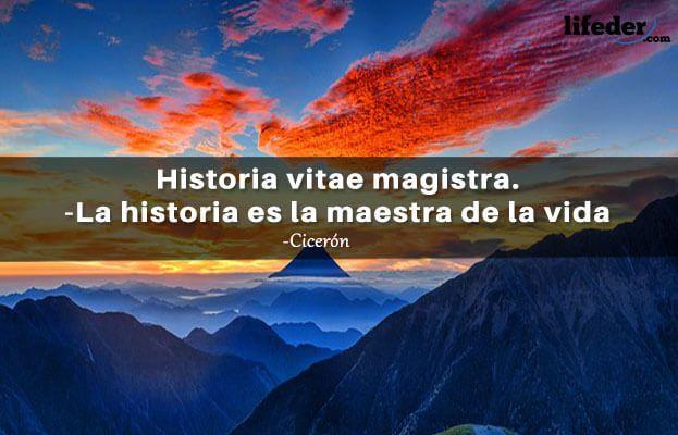 150 Frases En Latin Y Su Significado Lifeder Frases Frases De Sabiduria Citas En Latin