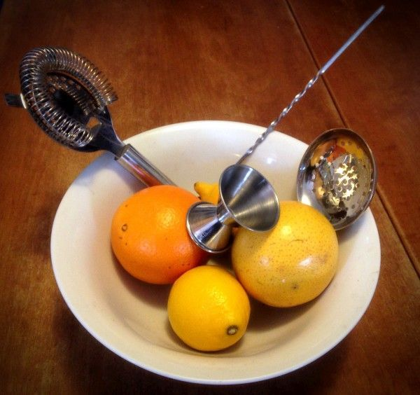 photo by Amanda Schuster Yes, yes, winter is the season of hot chocolate and flips, but it's also when the citrus fruit harvest is in full swing. Don't just settle...