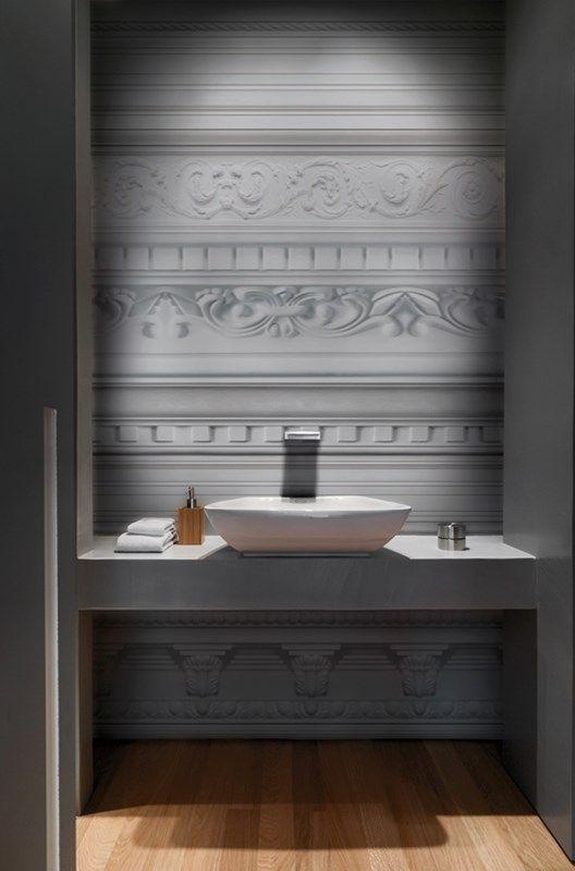 Bathroom #wallmural #walldecor