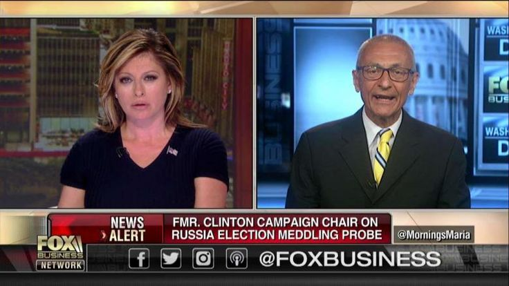 Former Hillary Clinton campaign chairman John Podesta got testy on Fox Business Network today when asked about 75,000 shares of stock he allegedly owns in a Kremlin-backed company.
