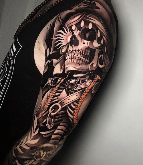 125 Best Sleeve Tattoos For Men Cool Ideas Designs 2020 Guide Tattoos For Guys Sleeve Tattoos Tattoo Designs Men