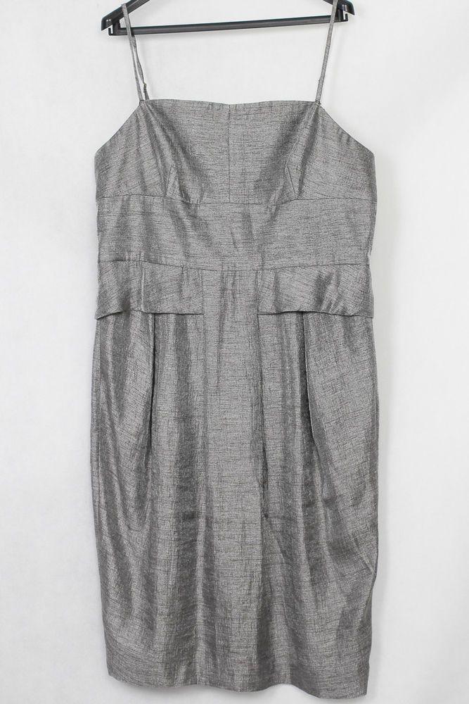 fb6812d0463860 DAY BIRGER ET MIKKELSEN DRESS KLEID ABEND ELEGANTE GLAMOUR SILVESTER PARTY  42 XL   SCANDINAVIAN STYLE   Fashion, Shoulder dress i Dresses