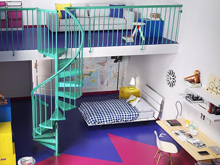 17 beste idee n over buiten trappen op pinterest decks dek trappen en tuin trappen - Trap binnen villa ...