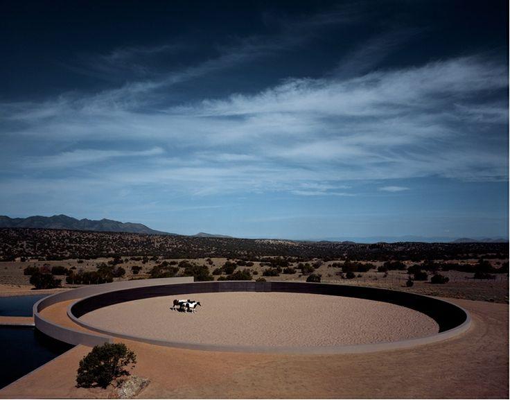 Tom Ford's Ranch in Santa Fe (Mexico)