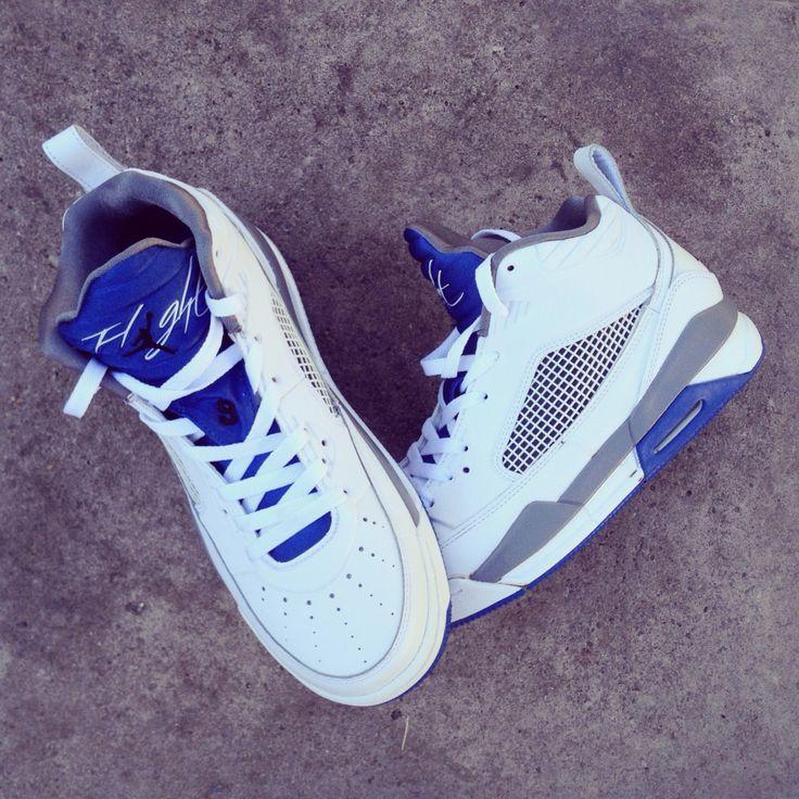 12' La nueva integrante de la Fam ✨ , Jordan Flight 9.5 #nike #jordan #jordanflight #jordanflight95 #sneakers #sneakerfreaker #love