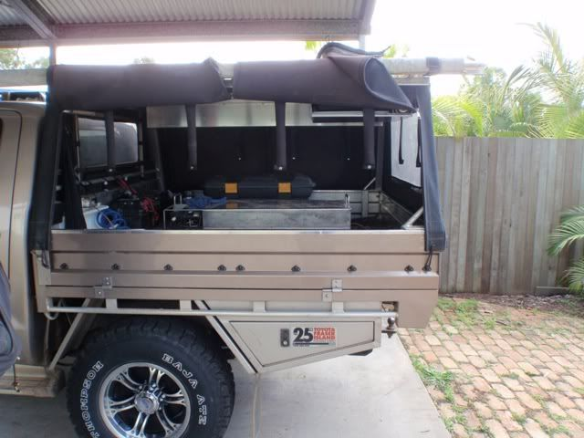 under tray tool box - Google Search
