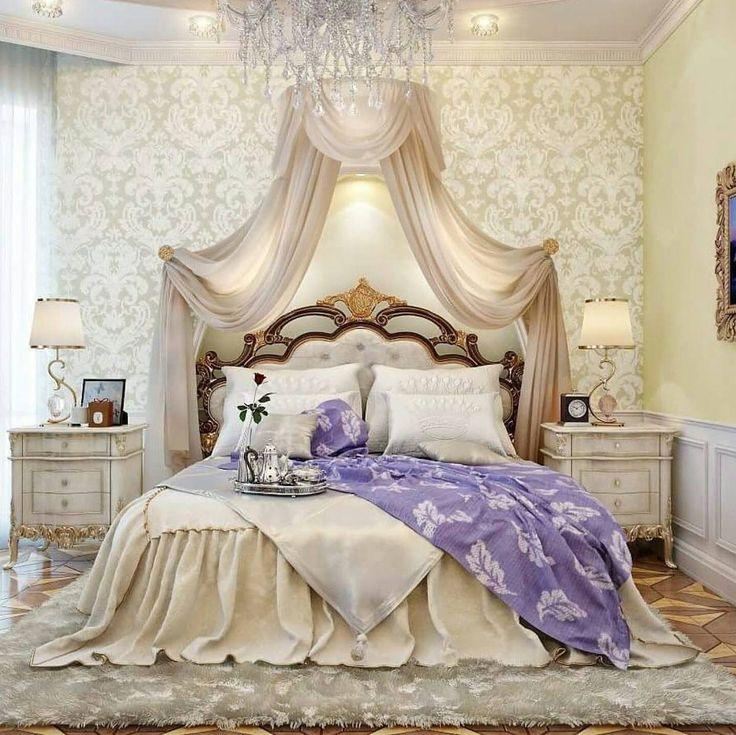 Les Meilleures Images Du Tableau Beds Sur Pinterest Chambres - Decor de chambre a coucher de la campagne francaise