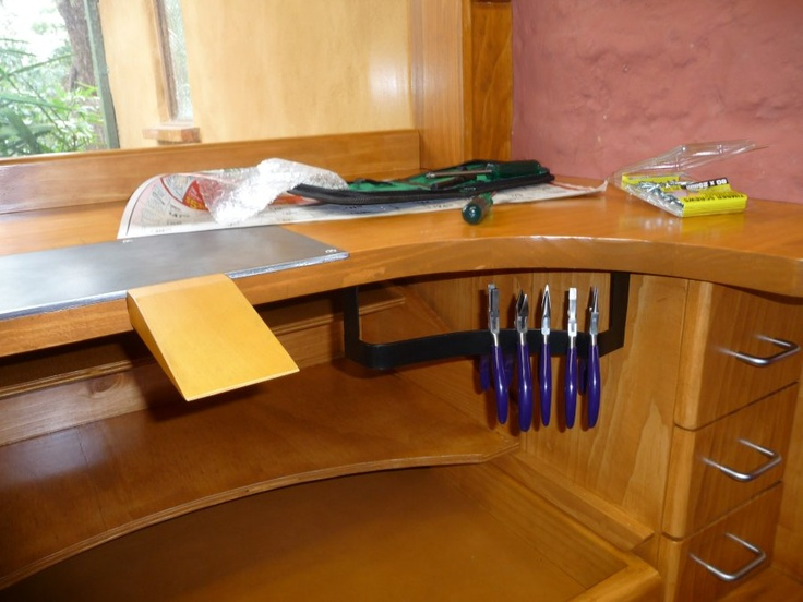 Bench Making Ideas Part - 48: Jewelry Bench