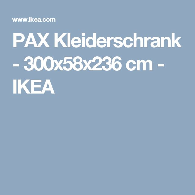 "Ikea Trysil Chest Of Drawers Review ~ Über 1 000 Ideen zu ""Ikea Pax Kleiderschrank auf Pinterest  Pax"