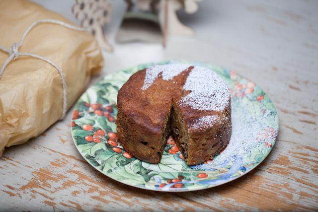 Cake, Wild Sourdough Spelt or Khorasan Christmas Cake - Powered by @ultimaterecipe