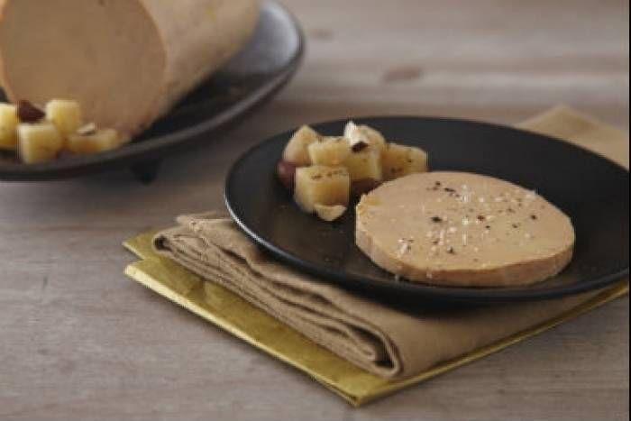 Recette en vidéo | Le foie gras cuit au torchon