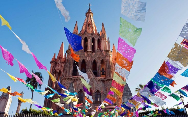San Miguel de Allende Is the Best City in the World — Here's Proof: Inventive food and charming atmosphere have made this city a must-visit.