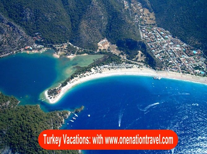 The Best Turkey Vacation Packages with www.onenationtravel.com #turkey #vacations #packages #fethiye #oludeniz #beach #travel #trips #tour #holidays