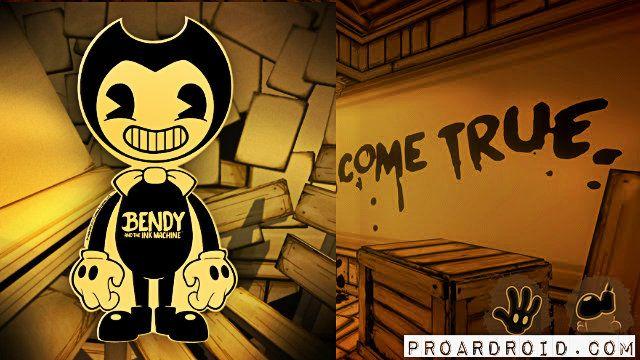 تحميل لعبة Bendy And The Ink Machine V1 0 825 نسخة كاملة للأندرويد