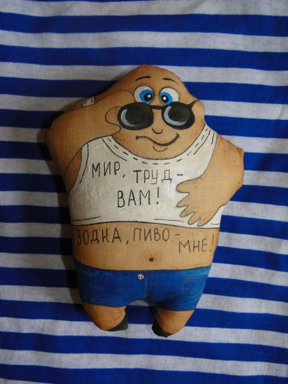 Кофейные игрушки (из последнего) - Рукоделие - Babyblog.ru