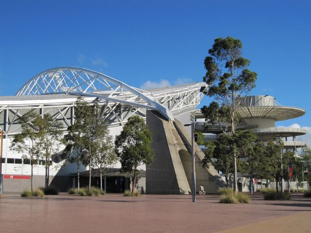 Sydney Olympic Park, Stadium Australia | Sydney - City and Suburbs | Bloglovin'