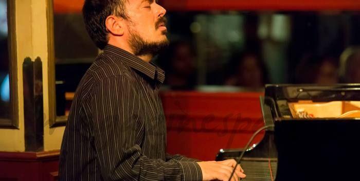 FEDERICO LECHNER. PIANO SOLO en BOGUI JAZZ
