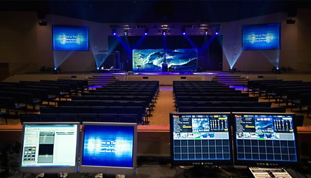 With the potential to develop onto added acreage, creating a 100-acre church and school campus, River of Life Church called on Mantel Teter to reevaluate their Master Plan and to design their next phase to be constructed.