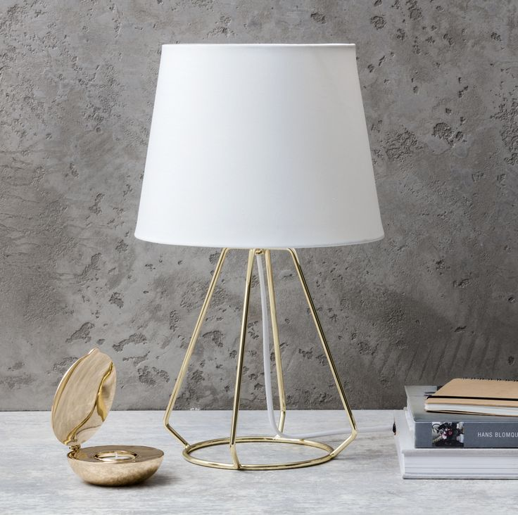Skapa extra ljuspunkter hemma. Inred med GLC bordslampa 499:- Design House Stockholm ljuslykta Shell 595:-