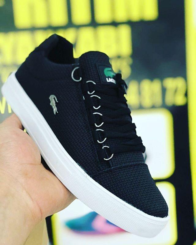Instagram Da Spor Ayakkabim Merdane Serileri 8 Li Kutulu 30 100 Koli Hazir Kapida Ister N Dc Sneaker Lacoste Sneakers