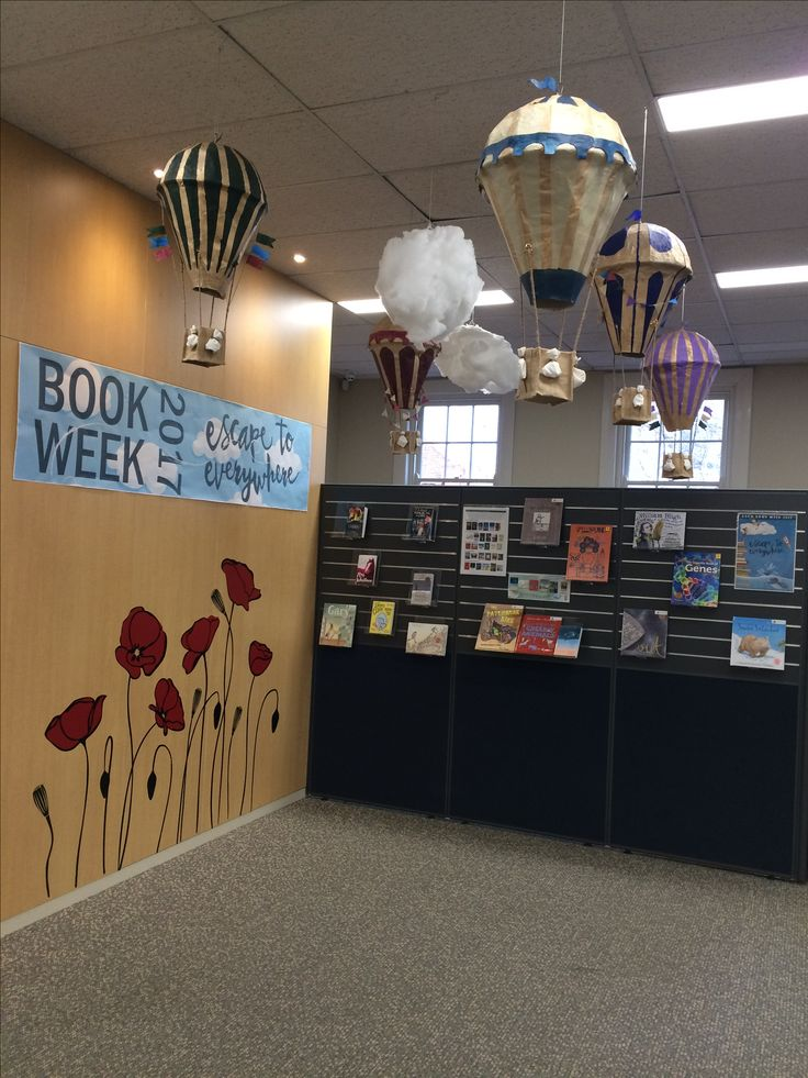 Book week 2017@ Griffith City Library