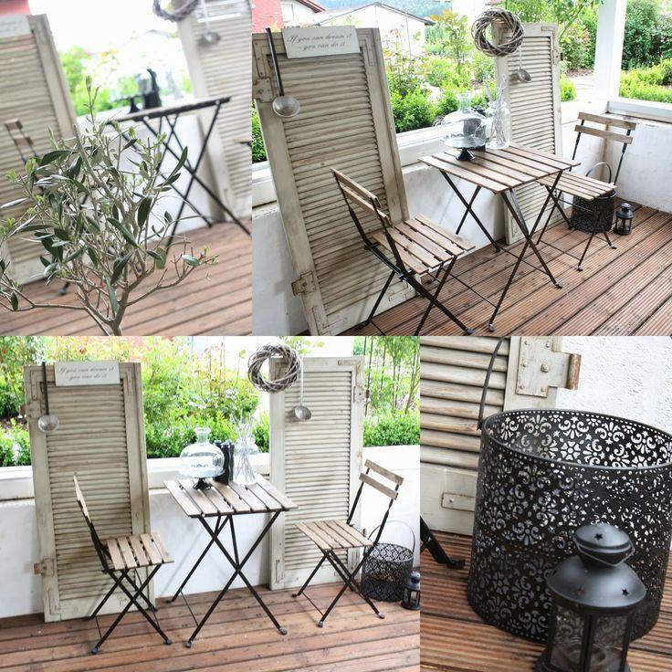 Klappläde, Fensterläden, Bistro Tisch Set Ikea