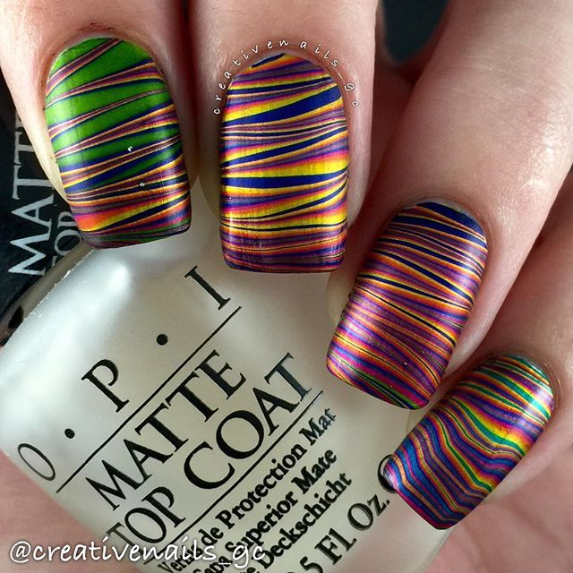 Instagram media creativenails_gc  #nail #nails #nailart