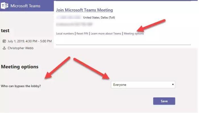 Cara Mengubah Peran Peserta Dalam Pertemuan Tim Microsoft Di 2020 Kalender Blog
