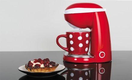 Kalorik egyszemélyes kávéfőző
