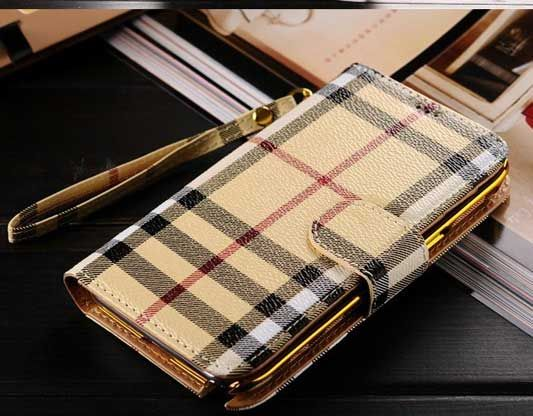 Burberry Phone Cases For Samsung Galaxy S4