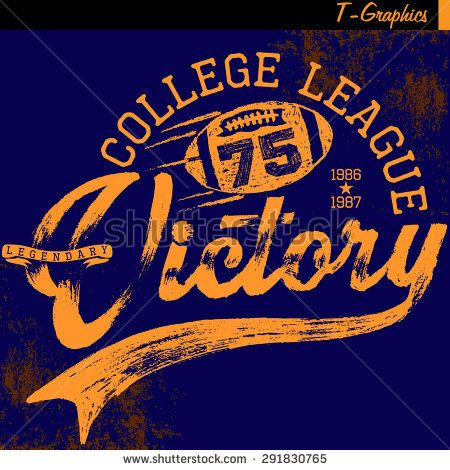 american football season,vintage graphics,college graphics,sports graphics for t-shirt